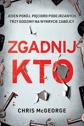 Zgadnij kto Chris McGeorge - ebook epub, mobi
