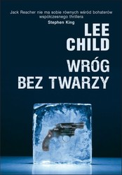 Wróg bez twarzy Lee Child - ebook epub, mobi