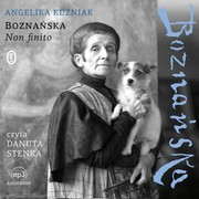 Boznańska Angelika Kuźniak - audiobook mp3