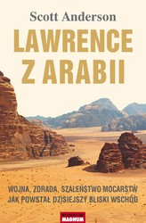 Lawrence z Arabii Scott Anderson - ebook epub, mobi