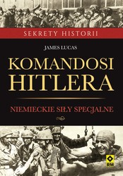 Komandosi Hitlera James Lucas - ebook epub, mobi