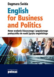 English for Business and Politics Dagmara Świda - ebook mobi, pdf, epub