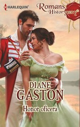 Honor oficera Diane Gaston - ebook epub, mobi