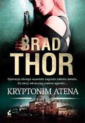 Kryptonim Atena  Brad Thor - ebook epub, mobi