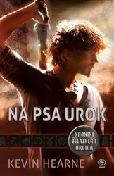 Na psa urok Kevin Hearne - ebook mobi, epub