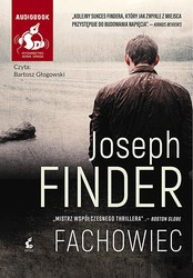 Fachowiec Joseph Finder - audiobook mp3