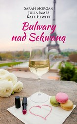 Bulwary nad Sekwaną Julia James - ebook epub, mobi
