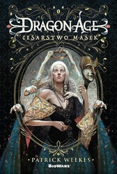 Dragon Age: Cesarstwo masek Patrick Weekes - ebook epub, mobi
