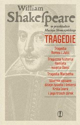 Tragedie William Shakespeare - ebook epub, mobi