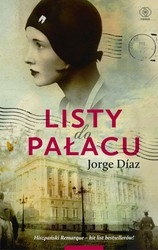 Listy do pałacu Jorge Díaz - ebook epub, mobi