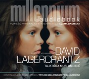 Ta, która musi umrzeć David Lagercrantz - audiobook mp3