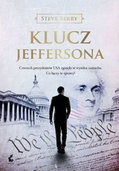 Klucz Jeffersona Steve Berry - ebook mobi, epub