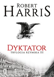 Dyktator Robert Harris - ebook epub, mobi