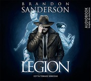 Legion Brandon Sanderson - audiobook mp3