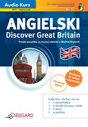 Angielski. Discover Great Britain Kevin Hadley - audiobook pdf, mp3