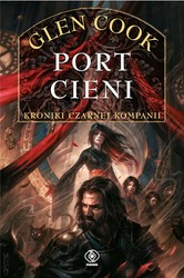 Port Cieni Glen Cook - ebook mobi, epub