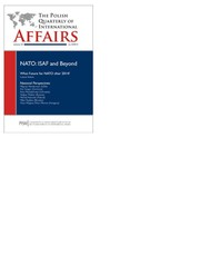The Polish Quarterly of International Affairs 2/2014 - eprasa epub, mobi, pdf