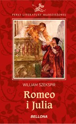 Romeo i Julia William Szekspir - ebook mobi, epub