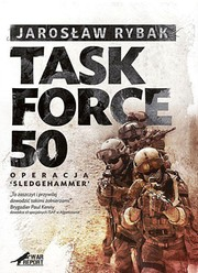 Task Force-50 Jarosław Rybak - ebook epub, mobi