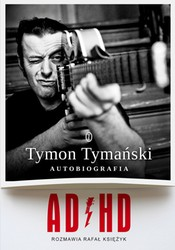 ADHD Tymon Tymański - ebook mobi, epub