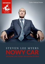 Nowy car Steven Lee Myers - audiobook mp3