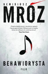 Behawiorysta Remigiusz Mróz - ebook epub, mobi