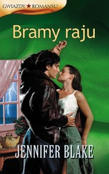 Bramy raju Jennifer Blake - ebook mobi, epub