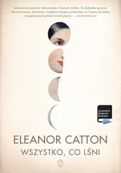 Wszystko, co lśni Eleanor Catton - ebook mobi, epub