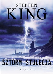 Sztorm stulecia Stephen King - ebook epub, mobi