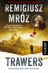Trawers: Fragment Remigiusz Mróz - ebook epub, mobi