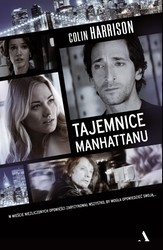 Tajemnice Manhattanu Colin Harrison - ebook epub, mobi