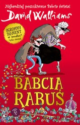 Babcia Rabuś David Walliams - ebook epub, mobi