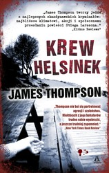 Krew Helsinek James Thompson - ebook mobi, epub