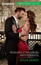 Romans z włoskim arystokratą Julia James - ebook epub, mobi