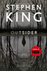 Outsider Stephen King - ebook mobi, epub