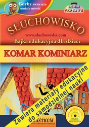 Komar kominiarz Lech Tkaczyk - audiobook mp3
