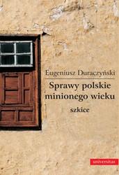 60562-sprawy-polskie-minionego-wieku-eugeniusz-duraczynski-1