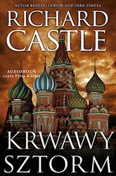 Krwawy sztorm Richard Castle - audiobook mp3