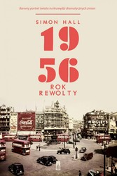 1956. Rok rewolty Simon Hall - ebook mobi, epub