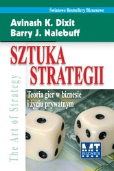 Sztuka strategii Avinash K. Dixit - ebook pdf, epub, mobi