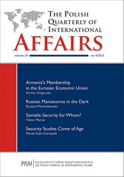 The Polish Quarterly of International Affairs 4/2015 - eprasa pdf
