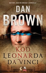 Kod Leonarda da Vinci Dan Brown - ebook epub, mobi