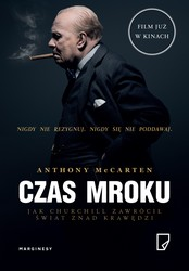 Czas mroku Anthony McCarten - ebook epub, mobi