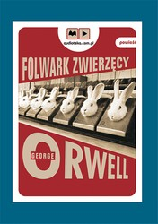 Folwark zwierzęcy George Orwell - audiobook mp3