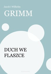 Duch we flaszce Wilhelm Grimm - ebook mobi, epub