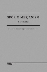 Spór o mesjanizm. Tom 1 - ebook epub, mobi