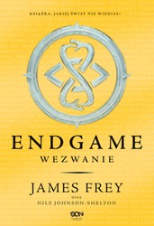 Endgame: Wezwanie James Frey - ebook epub, mobi