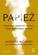 Papież Anthony McCarten - ebook epub, mobi