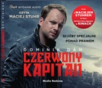Czerwony kapitan Dominik Dán - audiobook mp3