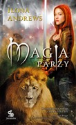 Magia parzy Ilona Andrews - ebook mobi, epub